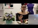 Курс стилистов онлайн - приглашаю! Дизайнер и стилист Анна Сердюкова, руководитель Дома Моды SEANNA