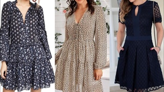 Most trending adorable printed georgette Ruffle style office&college girls tunic shirts dresses desi