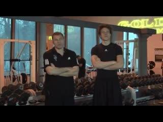 Евгений Бурин. Комплексные упражнения.