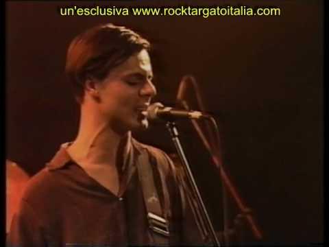 DIAFRAMMA Diamate Grezzo Live a Rock Targato Italia 1991 Milano Rolling Stone