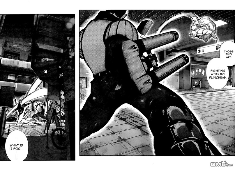 Tokyo Ghoul, Vol.13 Chapter 130 Disappearance, image #9