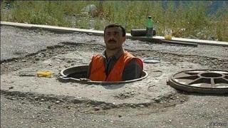 Когда день не задался приколы с строителями / jokes with builders