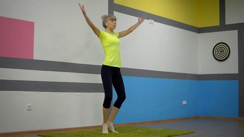Ольга Анчина Тренировка №3