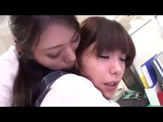 VICD-242 Feeling Good Enough To Peel The White Of The Eye! !Yuu Aso 2 Lesbian Molester Radical Haruna Woman Director