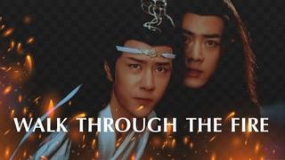 [FMV] Walk through the fire - Wangxian