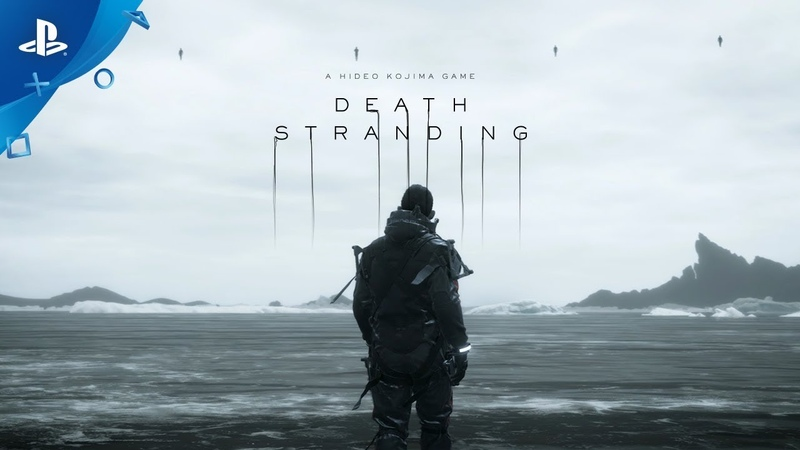 DEATH STRANDING – Launch Trailer | PS4 4K