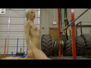 Kenzie Reeves - Gym Honey (Сладкая Спортсменка)[All Sex, Hardcore, Blowjob, Gonzo,Porno,Incest]