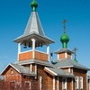 Храм Св.Царств.Страстотерпцев, п.Новая Вилга