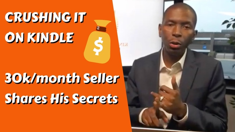 Crushing It On Kindle - 30k/month Seller Shares His Secrets (Ty Cohen)