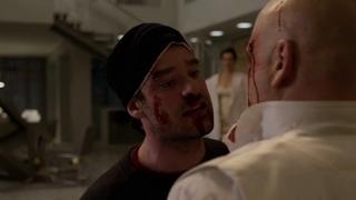 "Daredevil S03E13 - Final Fight ( Matt Saying "" I Beat You"" to Fisk) ~ HD"