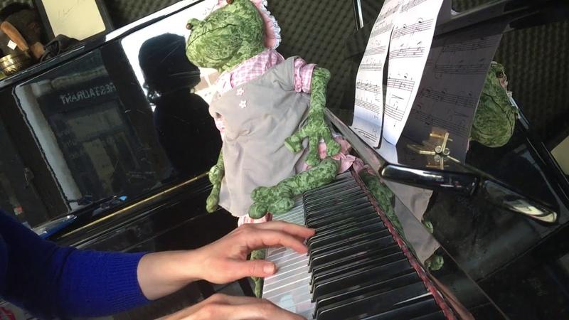 Танец зелёной лягушки Danse de la grenouille Игорь Парфёнов Igor Parfenov