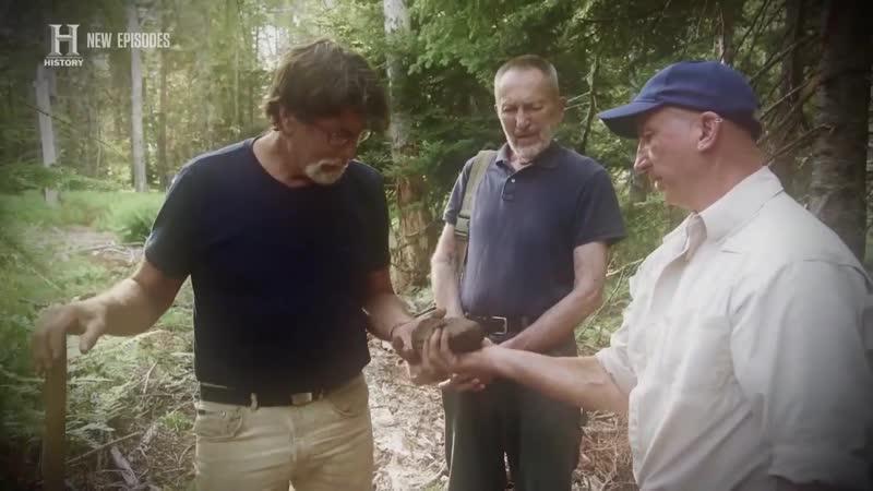 Проклятие острова Оук 7 сезон 24 серия Линия времени The Curse of Oak Island 2020