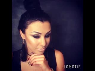 Красотка модель Луиза