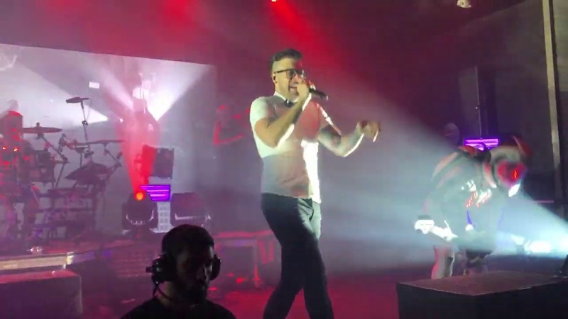 STARSET DIVISIONS Tour - Bringing It Down - Phoenix, AZ – October 1, 2019 Live at The Pressroom