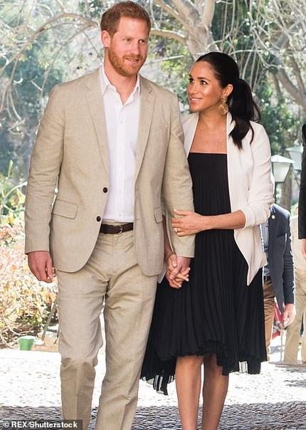 Принцы Гарри и Уильям до сих пор почти не общаются из-за Мегзита Каждый день в британской прессе появляются новые подробности о жизни 39-летней Меган Маркл и 35-летнего принца Гарри и их