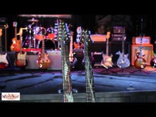 Wild West Guitars - PRS Private Stock Double Neck Dragon