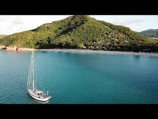 ep54 - Sailing Antigua - Hallberg-Rassy 54 Cloudy Bay - Dec 2018