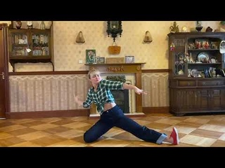 Princess and the Frog - Dig A Little Deeper // Tanya´s Dance Improvisation 💃🏼