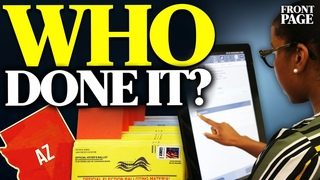 Who DELETED the Maricopa election database?; Space Force officer FIRED for denouncing CRT & Marxism