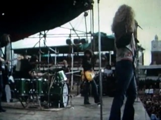 Led zeppelin immigrant song (live)