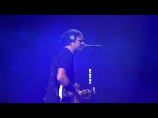 Blink 182 After Midnight Live Montreal Centre Bell Center 2011