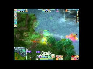 [: Heroes of Newerth - Skout Gets An Annihilation On Disconnected Players (Involves Doom Bringer) :]