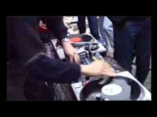 Block party in Paris 1986 Dee Nasty