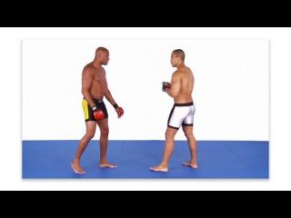 Anderson Silva - Muay Thai Clinch For MMA (Part 2)