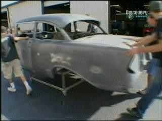 Американские колымаги American Hot Rod Машина со свалки 2 серия