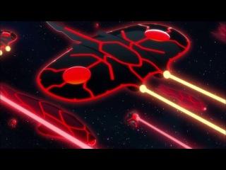 Благородный звездный отряд / Ginga Kikoutai Majestic Prince: 22 серия [Cuba77 & Nika Lenina]