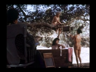 Erotic Image Girl caught naked voyeur