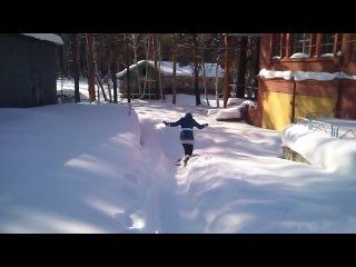 Первая поездка эскимосика *