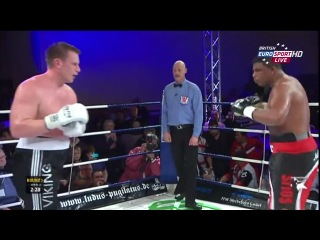 Odlanier Solis vs. Leif Larsen / Одланьер Солис - Лейф Ларсен 22 марта 2013