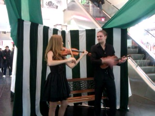 Hello, Dolly! IVning скрипичный дуэт