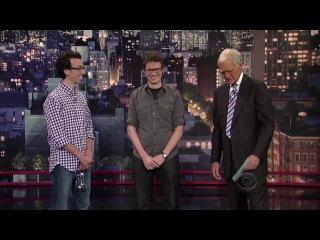 David Letterman 2012 09 25 Kaley Cuoco 480p HDTV x264-mSD