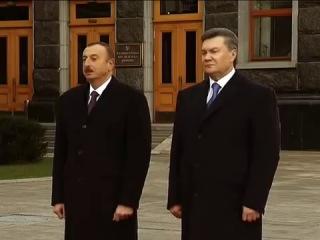 Начальник караула президента Украины творит чудеса
