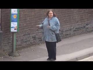 Eastleighs Got Talent - The Dancing Queen of the Bus Stop