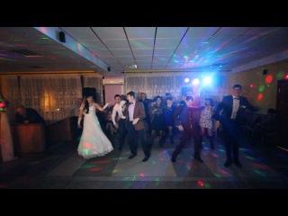 СуперДИСКО Свадьба Юли и Димы 22 11 2014