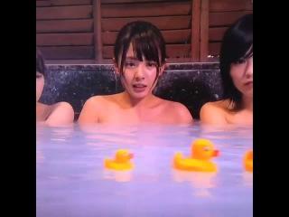 Watanabe Miyuki, Yamamoto Sayaka, Yamada Nana, Ogasawara Mayu (NMB48 Geinin! THE MOVIE Returns)