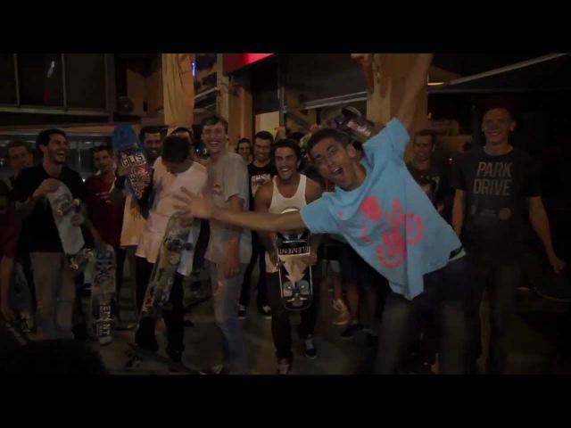 YOM KIPUR 2012 Best Trick HAIFA Horev