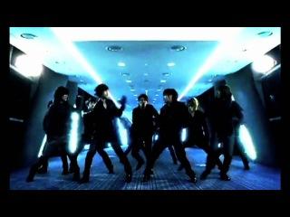 """JYJ / DBSK / TVXQ - """"Mission"""" F MV HD (DBSK Vid #5 of 7)"""