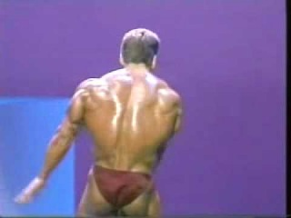 Rich Gaspari mr. olympia 1988