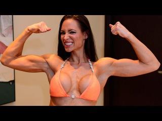 Bikini Fitness Model Workout with IFBB Pro Christina Fjaere | Fitness Babes