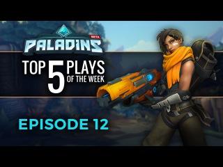 Paladins - Top 5 Plays #12