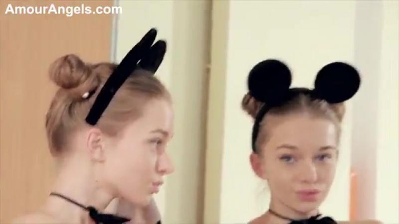 Milena Angel на съемке порно
