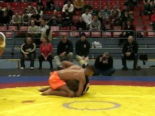 ADCC European Trials 2005 Final Part 2 Alistair Overeem VS Mikael Grothe