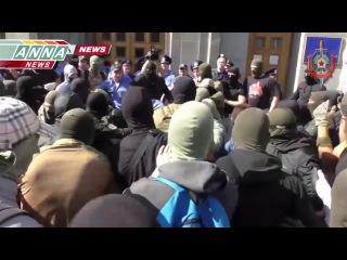Украинские спецслужбы формируют из жителей Донбасса образ террористов ИГИЛ