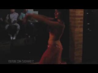 Sasha Holtz - Alibabar Vila Olímpia _ dança do ventre _ belly dance 718