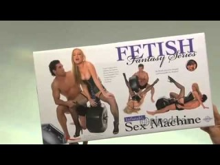 Секс-машина Inflatable Sex Machine