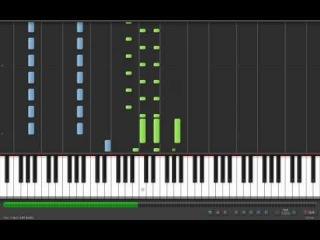 Miley Cyrus - See You Again - Adrian Lee Version (piano tutorial)